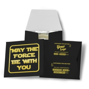 May The Force Be With You Condom Wallet
