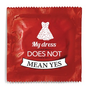 My Dress Does Not Mean Yes