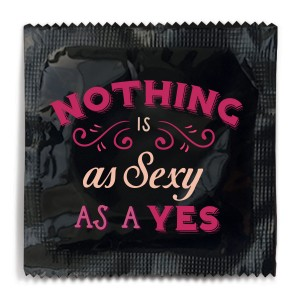 Nothing Is As Sexy As A Yes