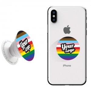 Pride Inclusive Flag PopSocket