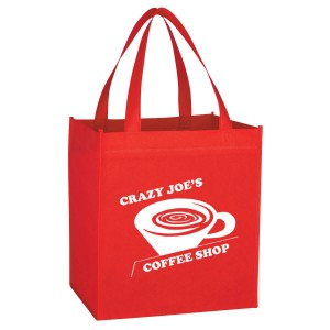 Promotional Standing Tote Bag