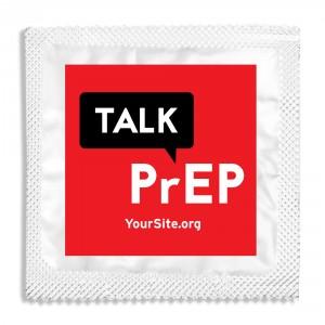 Talk PrEP Condom